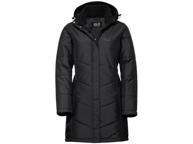 Jack Wolfskin Svalbard Coat Women black